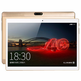 chinese tablets onda 2019 - Wholesale- Original ONDA V10 4G Phone Call Tablet PC 10.1 inch MTK6735 Quad Core, WiFi Bluetooth 4.0 Ethernet GPS FM 4K