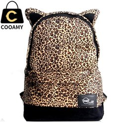 Discount Girl Backpacks For School Leopard | 2018 Girl Backpacks ...