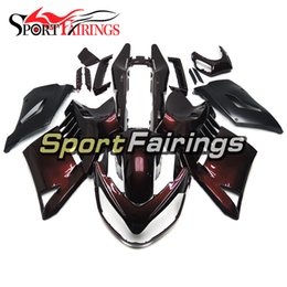 $enCountryForm.capitalKeyWord UK - Red Plastics Motorcycle Fairings For Kawasaki GTR1400 2007 2008 2009 Injection ABS Fairing Kit ABS panels Carenes