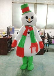 Christmas Snowman Adult Mascot Costume Canada - Christmas Snowman Mascot Costume Party Fancy Dress Street Display & Christmas Snowman Adult Mascot Costume Canada | Best Selling ...