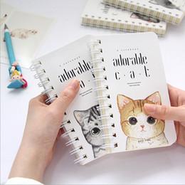 cute office organizers. wholesale cute cat portable mini coil notebook office school stationery daily memos travelleru0027s diario noting pocket planner organizer organizers b