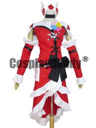 China Fresh Pretty Cure Setsuna Higashi Cure Passion Cosplay Costume H008 suppliers