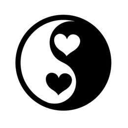 $enCountryForm.capitalKeyWord Canada - Handicrafts Vinyl Decals Car Stickers Glass Stickers Scratches Stickers Wall Die Cut Bumper Accessories Jdm Ying And Yang Heart Love Peace