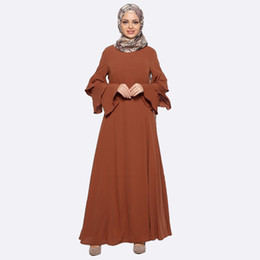 Chinese  2017 New Abaya Clothes Turkey Arab Garment Turkish robe Muslim Women Maxi Dress Pictures Islamic Dubai Kaftan Vestido Longo giyim Clothing manufacturers