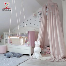discount pink dome mosquito net | 2017 pink dome mosquito net on