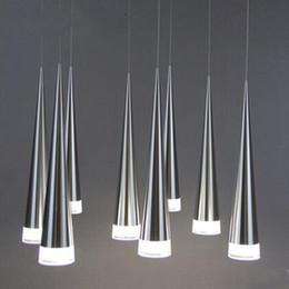 Modern Led Conical Pendant Light Aluminumu0026metal Home Industrial Lighting  Hang Lamp Dining Living Room Bar Cafe Droplight Fixture Industrial Home  Lighting ...