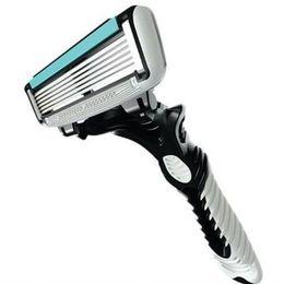 $enCountryForm.capitalKeyWord NZ - Pace 6 Razor Blades For Men DORCO Double Edge Shaver Safety Razors Mens Shaving Personal Stainless Steel Razor Blades