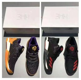 5a98d130b135 Wholesale NEW 3D Rose 7 Englewood Boost Men Basketball Shoes Derrick Oreo  BHM Bruce Pink 7s Sports Brand Sneakers Sport Shoes affordable derrick rose  low