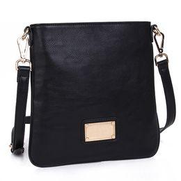 Black Cross Bags Canada - Women's Classic Ladies Small Bag Ladies Cross Body Strap Bag Shoulder Messenger Bag Handbag Purse 3192 Black White Khaki