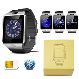 Meter cans online shopping - DZ09 smartwatch Android smart watchs SIM Intelligent mobile phone watch can record the sleep state Smart watch For Apple Samsung Phone