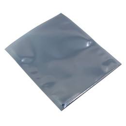 Hdd poucH online shopping - DHL Open Top cm Event Plastic Anti Static Shielding ESD Pack Bag Antistatic HDD Anti Static ESD Package Pouch