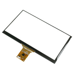 terminal barcode NZ - New 7 inch Singway XWC 2031 i2C Capacitive Screen Barcode Hand Terminal PDT Screen Touch Screen