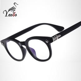 91c576413 Yaobo New Vintage Eyeglasses Men Fashion Eye Glasses Frames Brand Eyewear  For Women Armacao Oculos De Grau Femininos Masculino