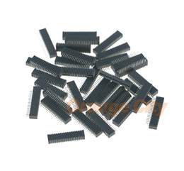 Block connectors online shopping - For PS2 Controller Conductive Film pin Block Connector Socket