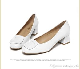 Chaussures De Mariée Blanches Pas Cher-LIVRAISON GRATUITE shoes lady wedding shoes ronde tête light white shoe rouge dame demoiselle d'honneur chaussures 241