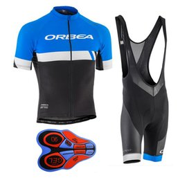 China New ORBEA cycling clothing sportswear cycling jersey bike maillot Ropa ciclismo hombre 2017 summer men mtb bicycle clothes G1902 cheap orbea mtb jersey suppliers