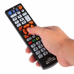 $enCountryForm.capitalKeyWord Australia - Wholesale- Universal Smart Infrared Remote IR Control Controller With Learning Function For TV CBL DVD SAT
