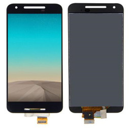 Google Touch Screen Australia - For LG Google Nexus 5X LCD Digitizer With Touch Screen Display Assembly Black 5.2inch Original Screen Replacement No Dead Pixels On Sale