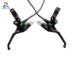 Levers Universal NZ - 2017 Promotion Sale Jagwire Universal Wuxing 49pdd Mountain Road Bike V-brake Disc Brakes Lever Electric Brake Handle A Pair