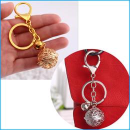 Luxury Keychains For Women Canada - New Design Luxury Womens Ladies Metal  Keychain Car Key Chain 6e60661a83