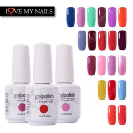 $enCountryForm.capitalKeyWord UK - Any 6 Colors Arte Clavo Gel Nail Polish Base Top Coat 15ml Cosmetic 220 Colors For Nail Salon