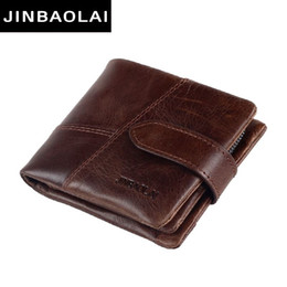 $enCountryForm.capitalKeyWord Canada - 2017 Genuine Leather Wallet Top Quality New Arrival Men Wallets Luxury Dollar Price Vintage Male Purse wallet Coin Bag Carteira