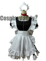 Inu X Boku Ss Cosplay UK - Inu x Boku SS Cosplay Roromiya Karuta Maid Cosplay Costumes Anime Cosplay - Any Size P002