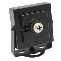 cmos 800tvl camera,1 3'' color cmos,screw pinhole lens,cmos camera with microphone. on Sale
