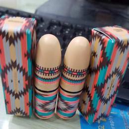 $enCountryForm.capitalKeyWord NZ - Newest Fashion Vibe Tribe Lipstick M Litmited Edition Serial Matte Lipstick Lip Gloss 5 Color JJD1037