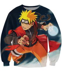 $enCountryForm.capitalKeyWord Australia - Fashion-raisevern Pop Anime Naruto Sasuke Print 2d Cartoon Sweatshirt Men Women Unisex Hoodie Harajuku Sweats Jacket