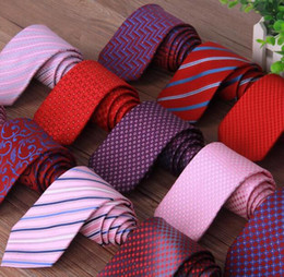 satin necktie 2019 - Fashion Mens Skinny Solid Color Plain Satin Tie Necktie Wedding Neck Ties Fashion for Men Cute Tie 30pcs Free Shipping d