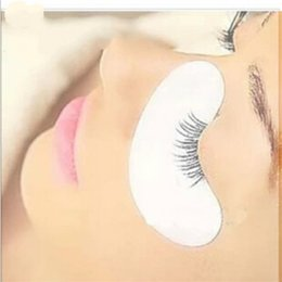 EyElashEs ExtEnsions korEa online shopping - 200pairs under eye pads the thinest lint free Eye Gel patches for eyelash extension from south korea