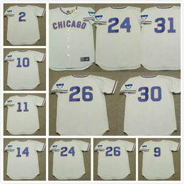 5da4d604 ... Grey 24 LOU BROCK 26 BILLY WILLIAMS 31 FERGUSON JENKINS 30 KEN HOLTZMAN  Chicago Cubs 1968 Chicago Cubs 31 Ferguson Jenkins 1969 White Throwback  Jersey ...