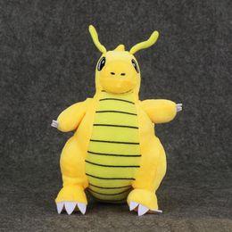 "pokemon stuffed animals 2019 - Hot ! 9"" 23cm Poke doll Pikachu Dragonite Plush Doll Stuffed Toy Animals For Baby Best Gifts discount pokemon stuff"