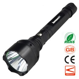 self defense flashlight t6 UK - Zoomable LED Flashlight Car Charger Self-defense Explosion-proof Zoom Torch 18650 Rechargeable Waterproof Camping Hiking Hunting Torchlight