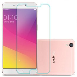 Anti Scratch Screen NZ - 2.5D Explosion Proof for OPPO Screen Protector Tempered Glass for OPPO R9 R9S PLUS F3 F1 PLUS Anti-Scratch Cellphone Protective Film