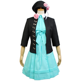 Wholesale amnesia cosplay resale online - Malidaike Anime Amnesia Heroine Cosplay Costume Heroine Full Sets Party Halloween Skirt