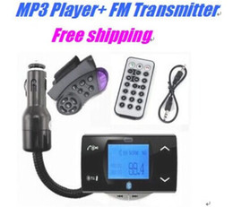 Steering adapter online shopping - Hot Bluetooth Car Kit MP3 Player FM Transmitter Steering Wheel Remote USB SD MMC Handsfree Wireless Bluetooth Kit Car for Mobile phone free