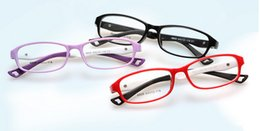 $enCountryForm.capitalKeyWord Canada - (10pcs lot) Fashion plastic kids optical glasses frames children eyewear for prescription many colors accept mixed order 8809
