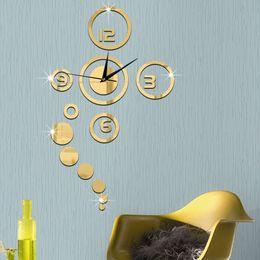 Silver Diy Wall Clocks Online Silver Diy Wall Clocks for Sale