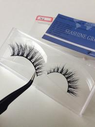 $enCountryForm.capitalKeyWord Australia - 1Pairs 3D False Eyelash Beauty Luxury High Quality 3D Mink Eyelashes Natural Soft Eyelashes Hand Made Mink Lashes