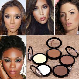 $enCountryForm.capitalKeyWord Canada - Wholesale-Maquillage Brand Makeup Shimmer White Bronzer Brightener Oil Free Pro Longwear Face Highlighter Makeup Contour Powder Palette
