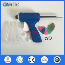 $enCountryForm.capitalKeyWord Canada - 2017 Quality 10cc ml Manual UV Glue Syringe Dispenser Dispensing Gun VCJQ-10CC-L4