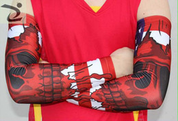 $enCountryForm.capitalKeyWord Canada - single piece price superman batman spiderman captain American arm sleeve digital camo arm sleeves baseball Sport Stretch camo compression