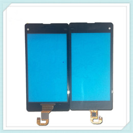 Sony xperia z compact online shopping - 10pcs Original New Touch Screen Digitizer Glass Panel Replacement for Sony Xperia Z L36H LT36i Z1 L39h C6902 C6903 Z1 Compact Mini D5503