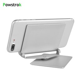 $enCountryForm.capitalKeyWord Canada - Wholesale-Aluminum Phone Tablet Stand Holder 360 Degree Rotate Desktop Lazy Tablet Bracket Folding for iPad 2 3 4 mini Air Phone