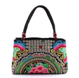 $enCountryForm.capitalKeyWord UK - National Style Women Bolsas Contrast Color Embroidery Women Handbag Wrist Strap Elegant Tassels Small Mini Bolsos Mujer W15-80