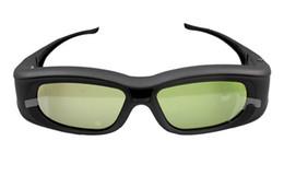 3D Active Shutter TV Brille Brillen kompatibel für Panasonic TY-EW3D10E / TY-EW3D2SE / TY-EW3D2ME / TY-EW3D2LE / TY-EW3D3SE / TY-EW3D3ME / TY-EW3D3LE im Angebot