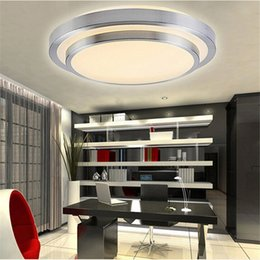 Lights & Lighting Ac 185-265v 12w 18w 24w Round Led Ceiling Lights 5cm Thin Modern Ceiling Lamp Lighting Fixture For Living Room Bedroom Wide Selection;