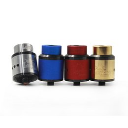 Chinese  Newest 528 Goon Lost Art Edition Goon RDA Clone Atomizer 24mm goon lostart with Wide Bore drip tip fit 18650 Battery mods manufacturers